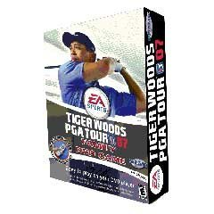 Cardinal Industries Tiger Woods DVD Game in Box - 1