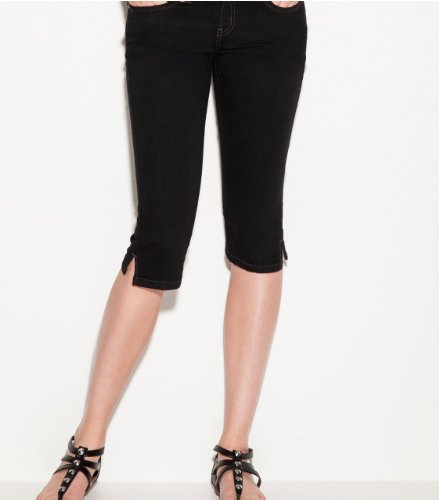 G by GUESS Bootify Capri Jeans