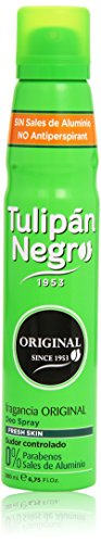 Tulipán Negro Original Deodorante Spray - 200 ml