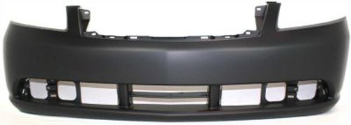 Crash Parts Plus Primed Front Bumper Cover Replacement for 2006-2007 Infiniti M35, M45 (Infiniti M45 Front Bumper compare prices)