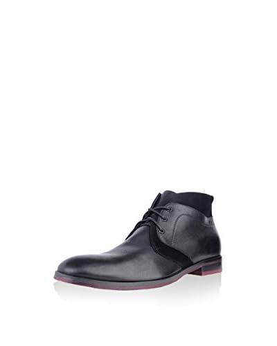 GINO ROSSI Zapatos de cordones Negro