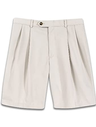 Sansabelt Big & Tall Microfiber Shorts