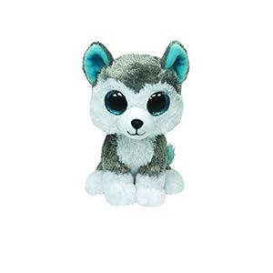 4 X TY Beanie Boos - Slush - Husky by Ty