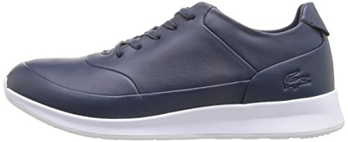 Lacoste Women's Joggeur Lace 316 1 Caw Fashion Sneaker, Navy, 7.5 M US