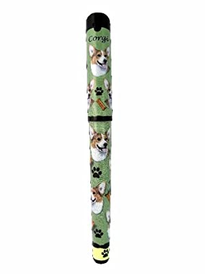 Welsh Corgi Pen Easy Glide Gel Pen, Refillable With A Perfect Grip, Great For Everyday Use, Perfect Welsh Corgi Gifts For Any Occasion