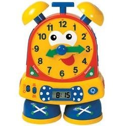 Telly the Teaching Time Clock - Bilingual - 1