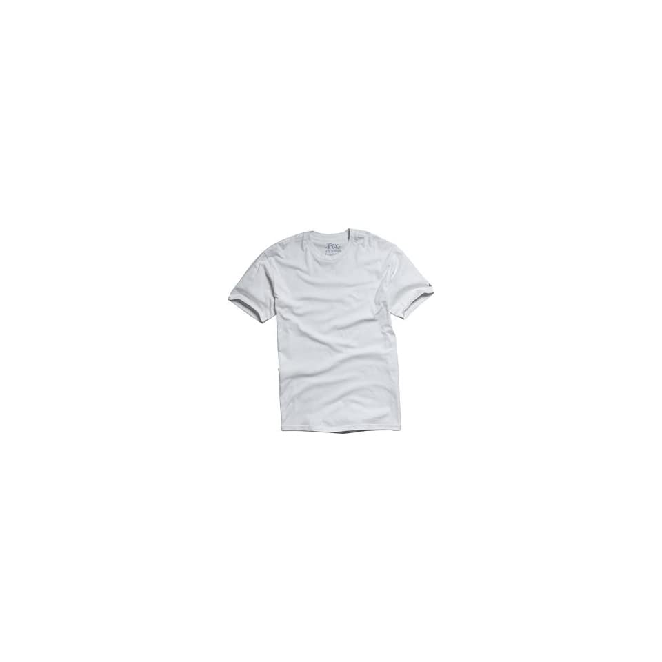 Fox Racing RSVP Premium T Shirt   X Large/Chalk