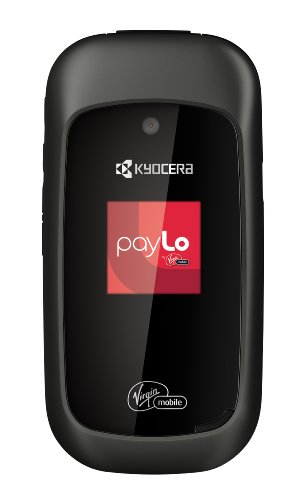 Kyocera Clip S2100 Prepaid Phone (payLo by Virgin