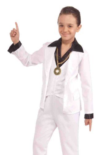 70's Disco Fever Child Costume, Small