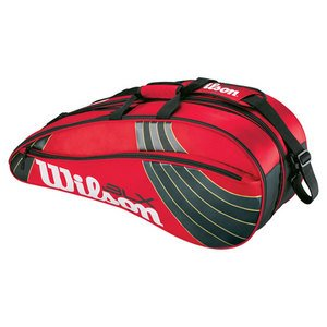 Wilson '10 BLX Team 3X Pack Tennis Bag