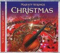 0789074 Majesty Strings Christmas, Ron Hamilton