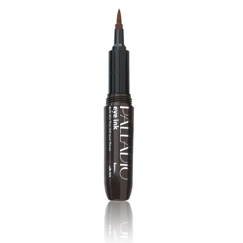 Palladio Eye Ink Liquid Eyeliner Pen, Brown, 0.04 Ounce (Liquid Brown Felt Liner compare prices)