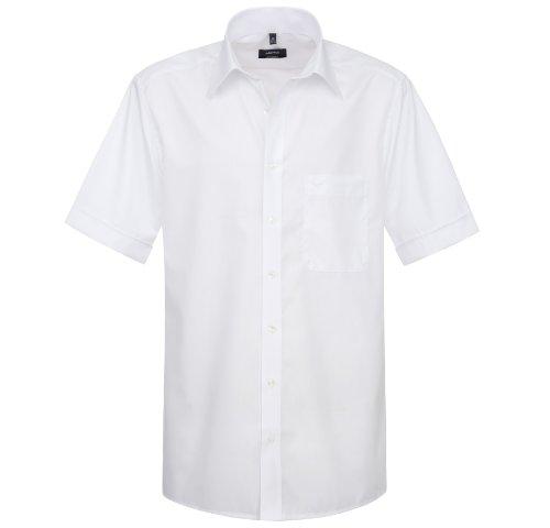 Eterna Comfort Fit camicia a maniche corte bianco 1100/K198/00 bianco 1 mese