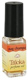 Triloka – Perfume Oil Nag Champa – 1…