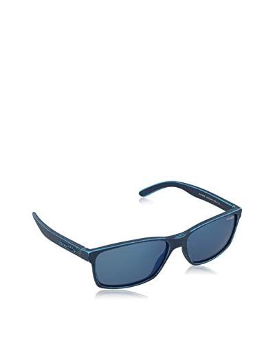 Arnette Gafas de Sol Slickster (58 mm) Azul 58