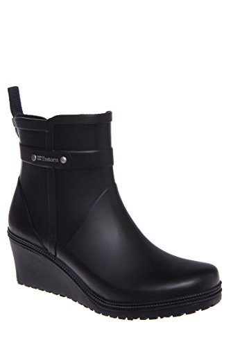 Plask Mid Wedge Rain Boot