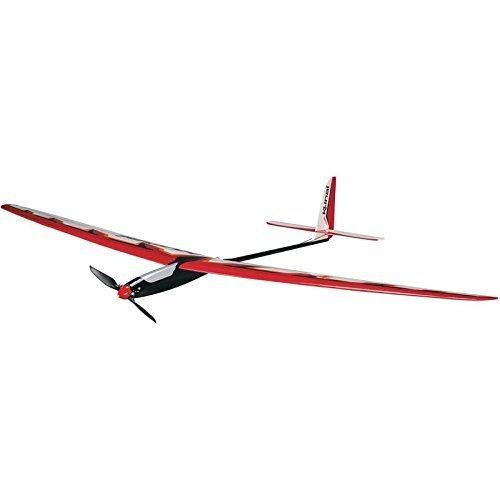 great-planes-kunai-14m-ep-sport-glider-arf-w-motor-gpma1815-by-great-planes
