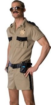 New Mens Halloween Costumes Reno 911 Lt. Dangle