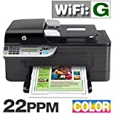 HP Officejet 4500 Wireless All-in-One (CN547A#B1H)