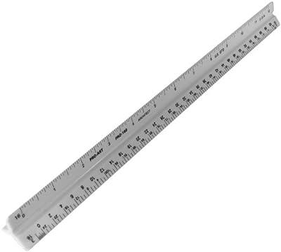 Pro Art 12-Inch Triangular Scale
