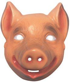 Pig Animal Mask Costume Accessory