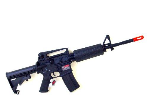 M4 Full Metal Body And Gear Box Airsoft Electric Gun