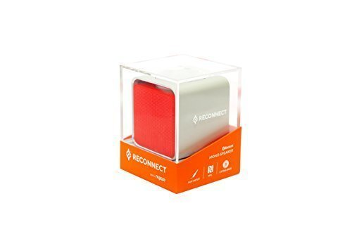 Reconnect TS/BT-M-RP Bluetooth Mono Speaker With Rapoo