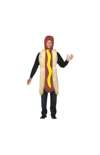 Hot Dog Costume - Adult Costume