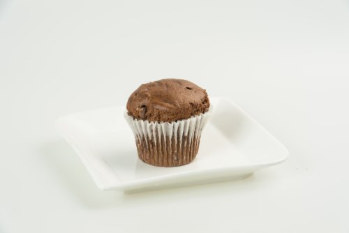 Gluten-free Chocolate Chocolate Chip Muffin