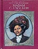 img - for Madam C.J. Walker (Black Americans of Achievement) book / textbook / text book