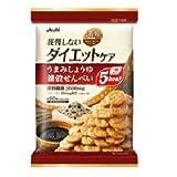 アサヒ リセットボディ 雑穀せんべい うまみしょうゆ 約60枚 (22g×4袋)