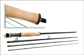 Temple Fork Outfitters BVK Series Fly Rod 10 Foot 6 Weight 4 Piece from Temple Fork Outfitters
