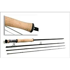 Temple Fork Outfitters BVK Series Fly Rod 10 Foot 6 Weight 4 Piece
