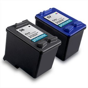 Remanufactured Ink Cartridge Replacement for HP 56