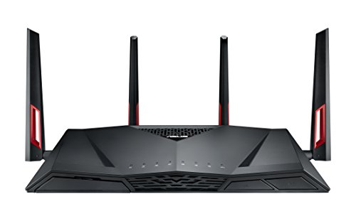 ASUS Dual-Band Wireless-AC3100 Gigabit Router (RT-AC88U)