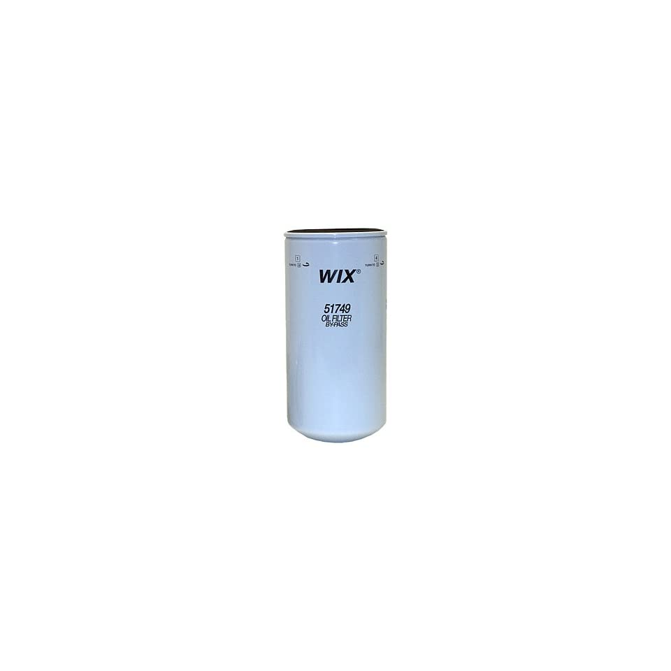 51429 Heavy Duty Spin-On Lube Filter WIX Filters Pack of 1