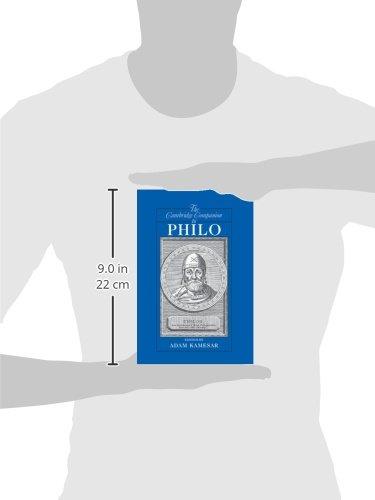 The Cambridge Companion to Philo Hardback (Cambridge Companions to Philosophy)