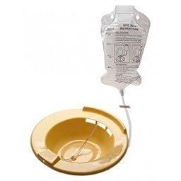 Grafco 3209C Sitz Bath, Gold - 10 ea/cs