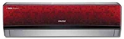 Voltas 125 EY(R) Executive R Split AC (1 Ton, 5 Star Rating, Wine Red)
