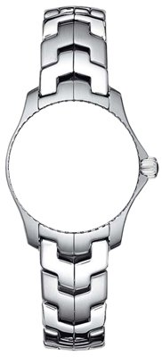 TAG HEUER watch:TAG Heuer Link Ladies Bracelet BA0573 Images