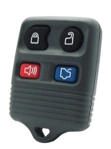 2007 07 Ford Five Hundred Keyless Entry Remote - 4 Button w/ Trunk Release
