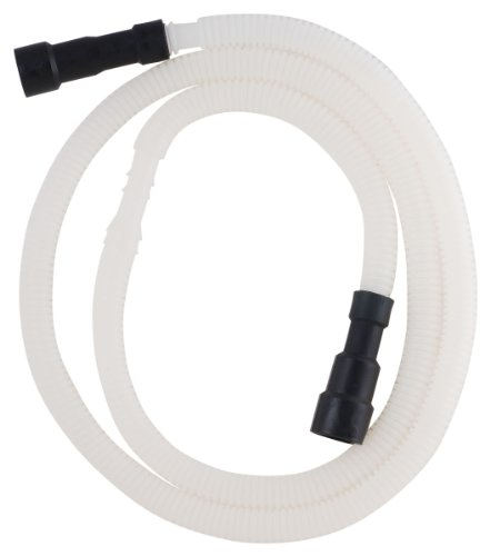 LDR 504 1500 Corrugated Plastic Dishwasher Discharge Hose (Plastic Hose Washer compare prices)