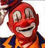 Halloween Makeup Kit - Auguste Clown