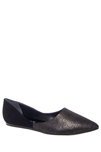Heath Pointed Toe Flat