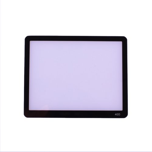 Neewer® Professional Optical Lcd Screen Protector For Canon 40D/50D/5Dii Slr Camera