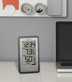 La Crosse WS-9160U-IT   Indoor Outdoor Wireless Thermometer