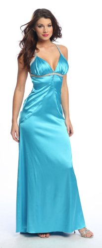 Sexy prom dress woman by design