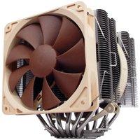 Noctua - Heatsink + Fan CPU Cooling Kit - Dual Fan - NH-D14