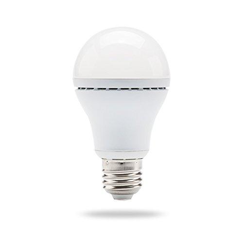 5 Watt 3 Color Led Bulb - 860 Lumens, 40000 Hours Life, Fit E27 Fixtures