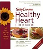 img - for Betty Crocker Healthy Heart Cookbook [HC,2004] book / textbook / text book